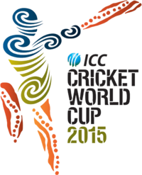 2015 ICC Cricket World Cup Logo Design