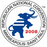 Republican National Convention 2008 Logo